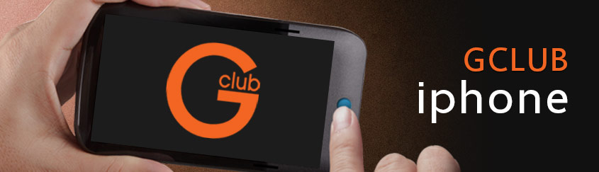 GCLUB iPhone